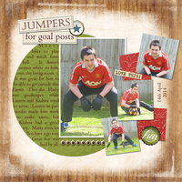 SketchTuesday - Jumpers for Goal Posts