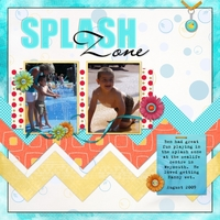 Get Wet Challenge - Splash Zone