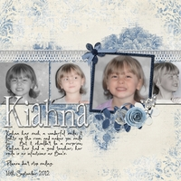 Photo Manipulation - Kiahna