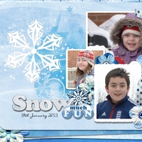 HNC 3 Photos - Snow Much Fun