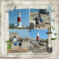 HNC Travel - Portland Bill