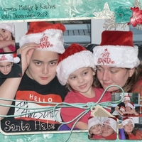 HNC 5 Photos - Santa Hats