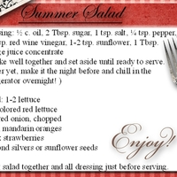 Recipe Swap_June- Summer Salad