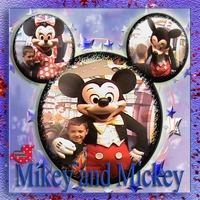 Mikey and Mickey