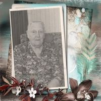 My daughters greatgrandmother