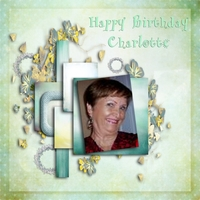 Happy Birthday Charlotte