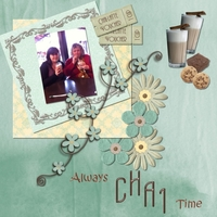 Lets Chai - Lynne and Jacquii