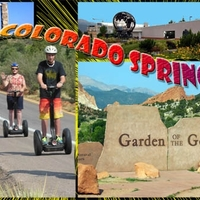 Greeting from Colorado Springs, Colorado