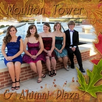 4 Moulton Tower & Alumni Plaza LHS