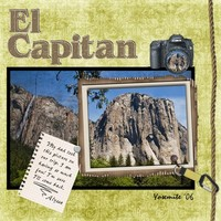 El Capitan for Photocrazy