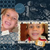 Kohl's First Missing Tooth