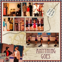 Anything Goes 1 of 2