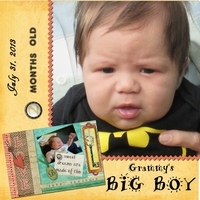 Grammy's Big Boy