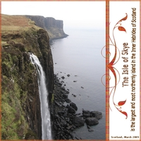 Monday Challenge 4th Nov - Isle of Skye