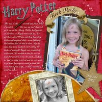 HP Book Party