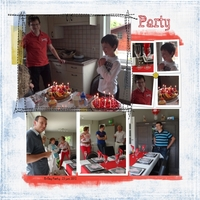 Birthday Party 2013