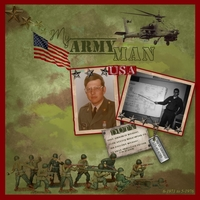 My Army Man Veterans Day