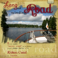 Thursday challenge---The long and winding road