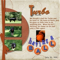 Turbo Having A Ball1