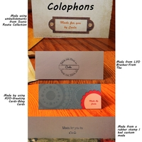 Creating Colophons