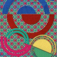 October ATC_Crazy 4 Circles