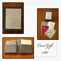 Gift Card Set: Wedding