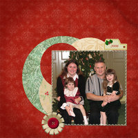 Christmas Family Photo 2006