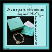 Little blue TIFFANY box