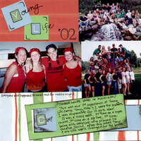 Young Life Camp 2002 p1