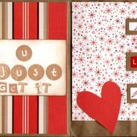Love Day Paper Bag Book 4