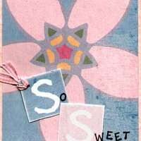So Sweet Card Outside