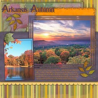 Arkansas Autumn