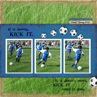 KIck It - JHI Scraplift