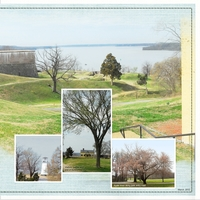 Fort Washington National Park, pg 2;  4/16/12