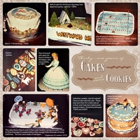 Cakes & Cookies, Right - Oct. 9 Challenge
