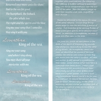 Leviathan title & journaling