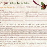 Salted Turtle Bites