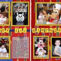 2nd Birthday at Disney World