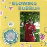Task 3 - Blowing Bubbles