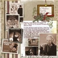 Tribute to A Christmas Carol