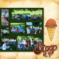 Ice Cream Social page two
