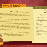 November Recipe_Sweet Potatoes
