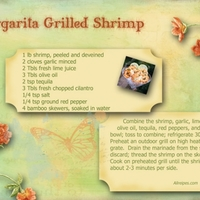 MargaritaGrilledShrimp-July BBQ Recipe