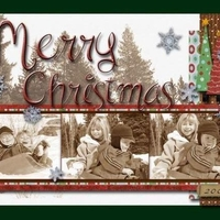 Merry Christmas Card 2006