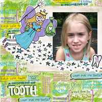 The Tooth Fairy Arrives!
