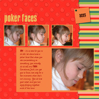 poker faces (left)