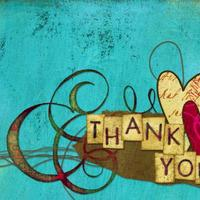Thank you-front