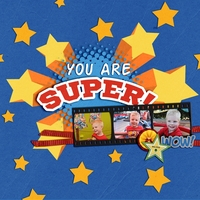 You Are SUPER!