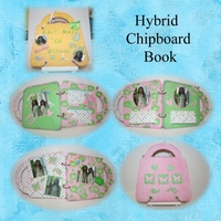 Hybrid Chipboard Book
