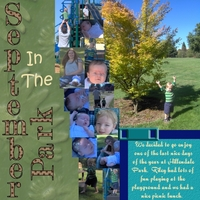 September in the Park